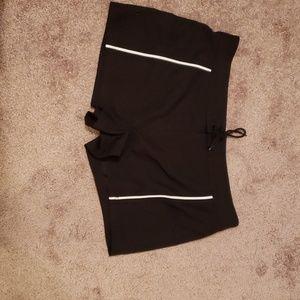 JAG sz Large black swim shorts